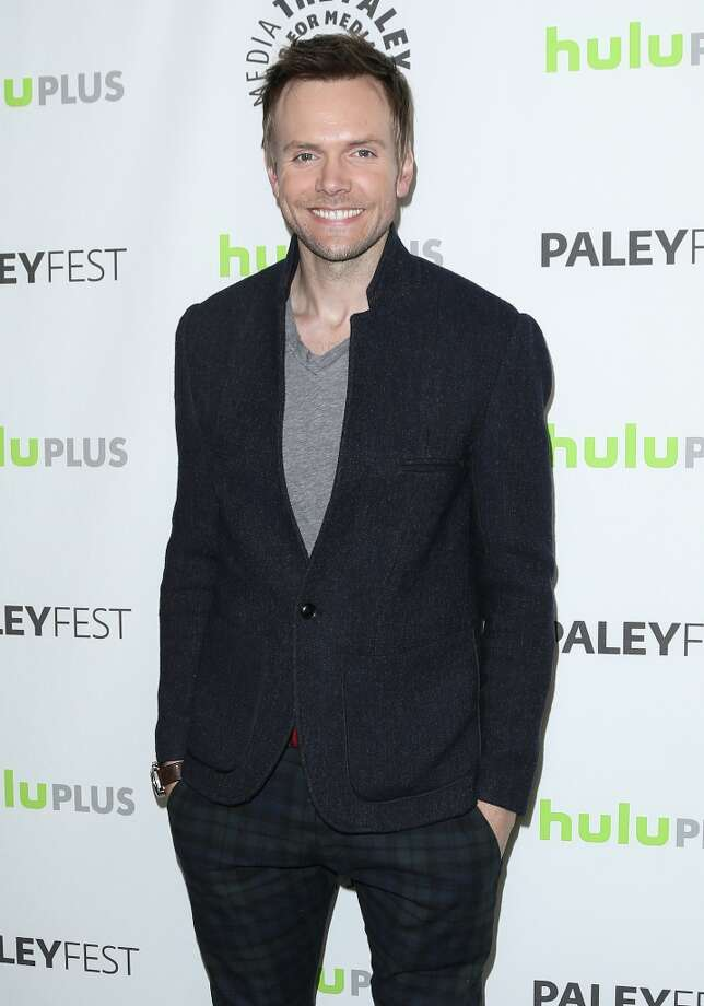 Actor Joel McHale attends the 30th annual PaleyFest featuring the cast of Community at the Saban Theatre on March 5, 2013 in Beverly Hills, California. Photo: Paul Archuleta, FilmMagic / 2013 Paul Archuleta