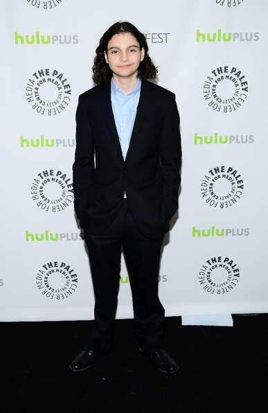 Actor Max Burkholder arrives at the 30th Annual PaleyFest: The William S. Paley Television Festival