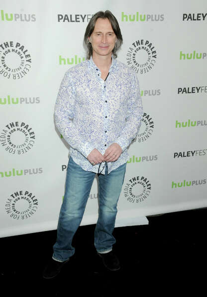 Actor Robert Carlyle arrives at the 30th Annual PaleyFest: The William S. Paley Television Festival