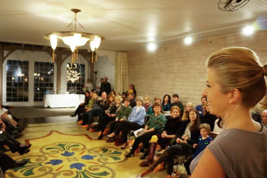 Were you SEEN at the Jennifer Butler Fashion Show Friday Night? Benefit show for the Fairfield Public Library / Delamar Hotel Southport / 3/8/2013 Photo: Todd Tracy