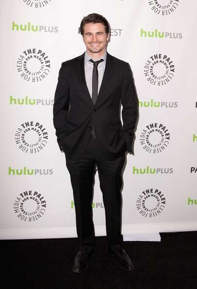 Jason Ritter arrives for the 30th Annual PaleyFest: The William S. Paley Television Festival - Paren