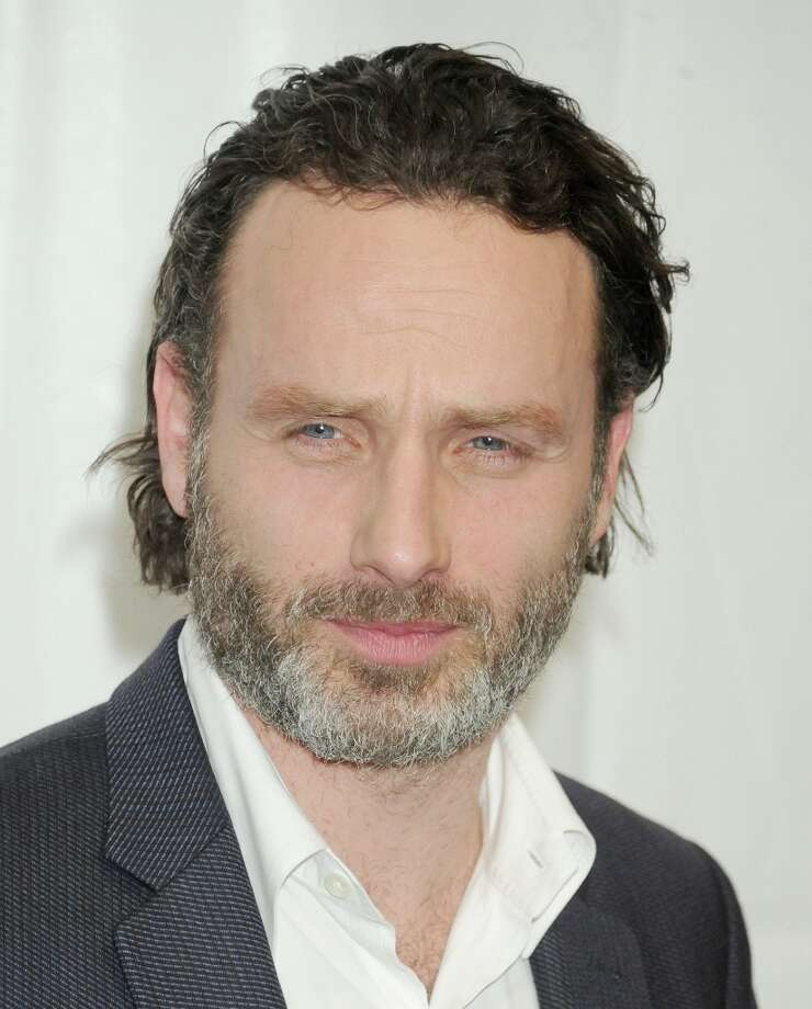 Actor Andrew Lincoln arrives at the 30th Annual PaleyFest: The William S. Paley Television Festival featuring 'The Walking Dead' at Saban Theatre on March 1, 2013 in Beverly Hills, California. Photo: Gregg DeGuire, WireImage / 2013 Gregg DeGuire
