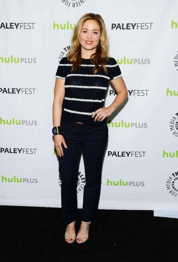 Actress Erika Christensen arrives at the 30th Annual PaleyFest: The William S. Paley Television Festival featuring Parenthood at the Saban Theatre on March 7, 2013 in Beverly Hills, California. Photo: Amanda Edwards, WireImage / 2013 Amanda Edwards
