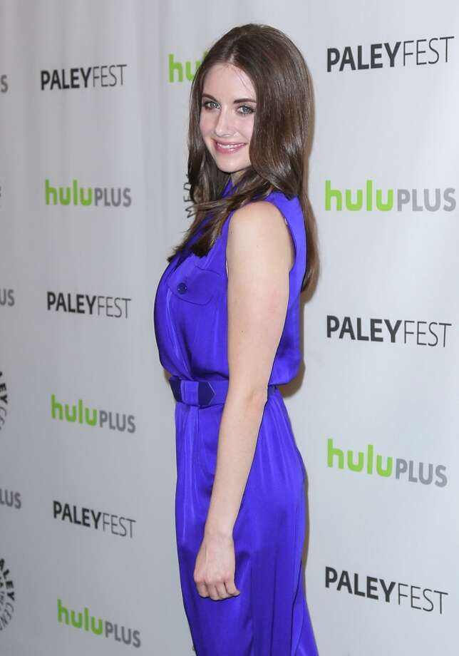 Actress Alison Brie attends the 30th annual PaleyFest featuring the cast of Community at the Saban Theatre on March 5, 2013 in Beverly Hills, California. Photo: Paul Archuleta, FilmMagic / 2013 Paul Archuleta
