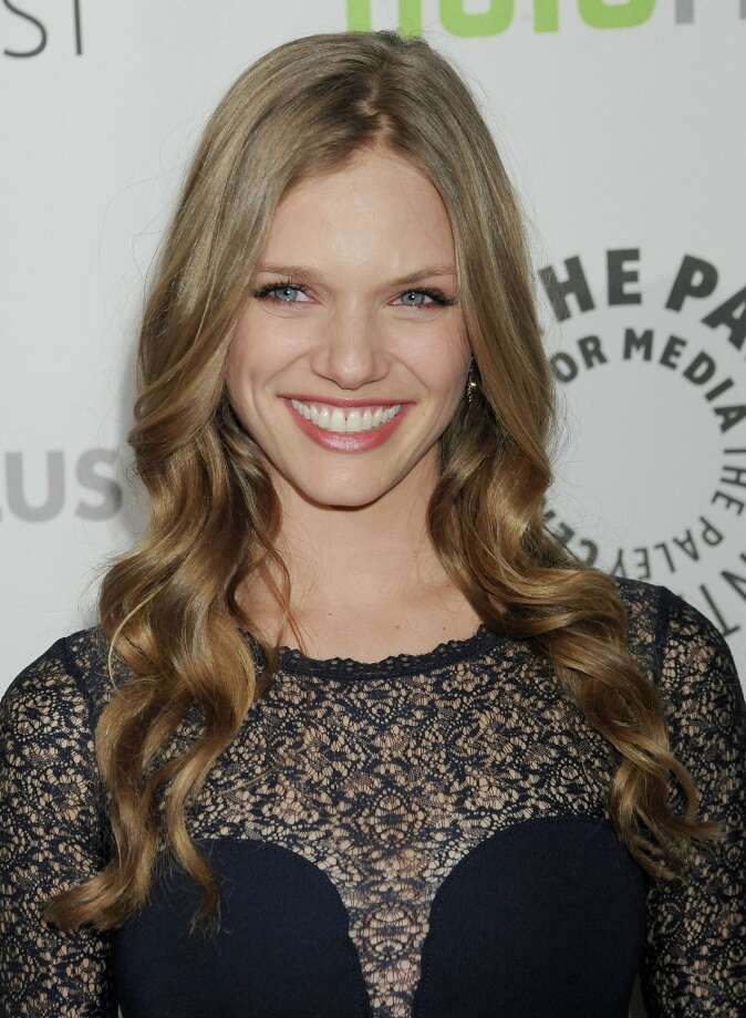 Actor Tracy Spiridakos arrives at the 30th Annual PaleyFest: The William S. Paley Television Festival featuring 'Revolution' at Saban Theatre on March 2, 2013 in Beverly Hills, California. Photo: Gregg DeGuire, WireImage / 2013 Gregg DeGuire