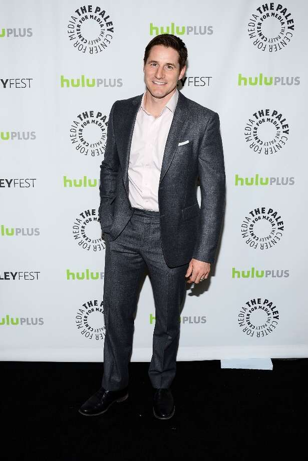 Actor Sam Jaeger arrives at the 30th Annual PaleyFest: The William S. Paley Television Festival featuring Parenthood at the Saban Theatre on March 7, 2013 in Beverly Hills, California. Photo: Amanda Edwards, WireImage / 2013 Amanda Edwards