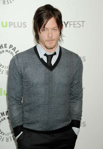 Actor Norman Reedus arrives at the 30th Annual PaleyFest: The William S. Paley Television Festival f