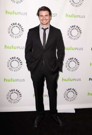 Jason Ritter arrives for the 30th Annual PaleyFest: The William S. Paley Television Festival - Parenthood at Saban Theatre on March 7, 2013 in Beverly Hills, California. Photo: Gabriel Olsen, FilmMagic / 2013 Gabriel Olsen