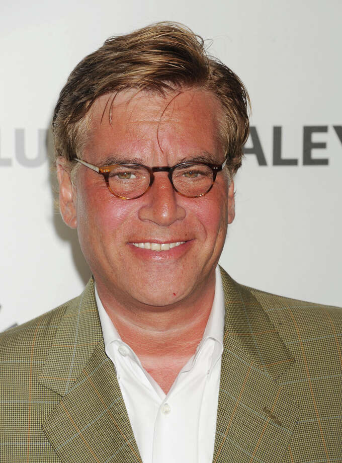 Aaron Sorkin arrives at the 30th Annual PaleyFest: The William S. Paley Television Festival featuring 'The Newsroom' at Saban Theatre on March 3, 2013 in Beverly Hills, California. Photo: Jeffrey Mayer, WireImage / 2013 Jeffrey Mayer