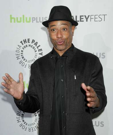 Actor Giancarlo Esposito arrives at the 30th Annual PaleyFest: The William S. Paley Television Festival featuring 'Revolution' at Saban Theatre on March 2, 2013 in Beverly Hills, California. Photo: Gregg DeGuire, WireImage / 2013 Gregg DeGuire