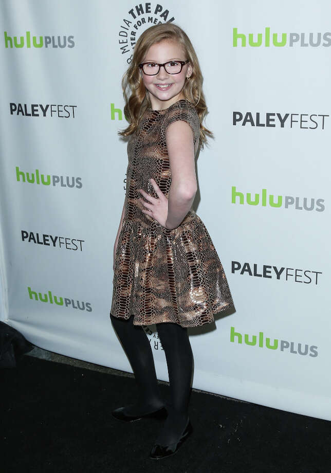 Actress Bebe Wood attends the 30th annual PaleyFest featuring the cast of The New Normal at Saban Theatre on March 6, 2013 in Beverly Hills, California. Photo: Paul Archuleta, FilmMagic / 2013 Paul Archuleta