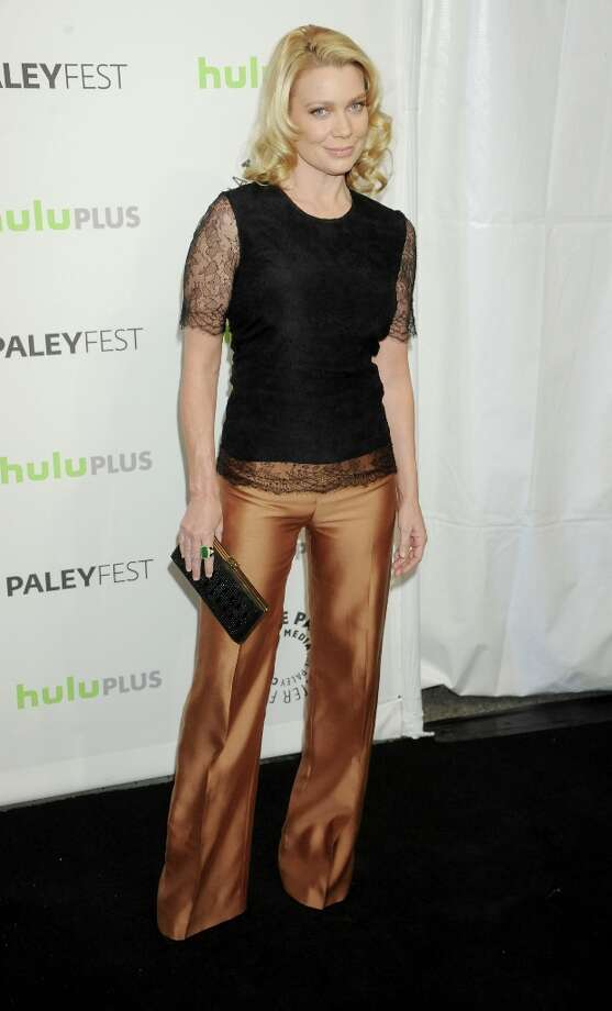 Actress Laurie Holden arrives at the 30th Annual PaleyFest: The William S. Paley Television Festival featuring 'The Walking Dead' at Saban Theatre on March 1, 2013 in Beverly Hills, California. Photo: Gregg DeGuire, WireImage / 2013 Gregg DeGuire