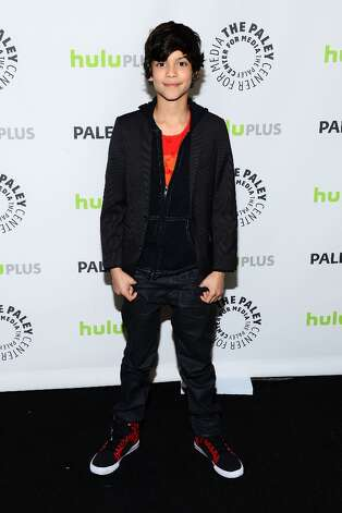 Actor Xolo Mariduena arrives at the 30th Annual PaleyFest: The William S. Paley Television Festival featuring Parenthood at the Saban Theatre on March 7, 2013 in Beverly Hills, California. Photo: Amanda Edwards, WireImage / 2013 Amanda Edwards
