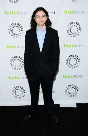 Actor Max Burkholder arrives at the 30th Annual PaleyFest: The William S. Paley Television Festival featuring Parenthood at the Saban Theatre on March 7, 2013 in Beverly Hills, California. Photo: Amanda Edwards, WireImage / 2013 Amanda Edwards