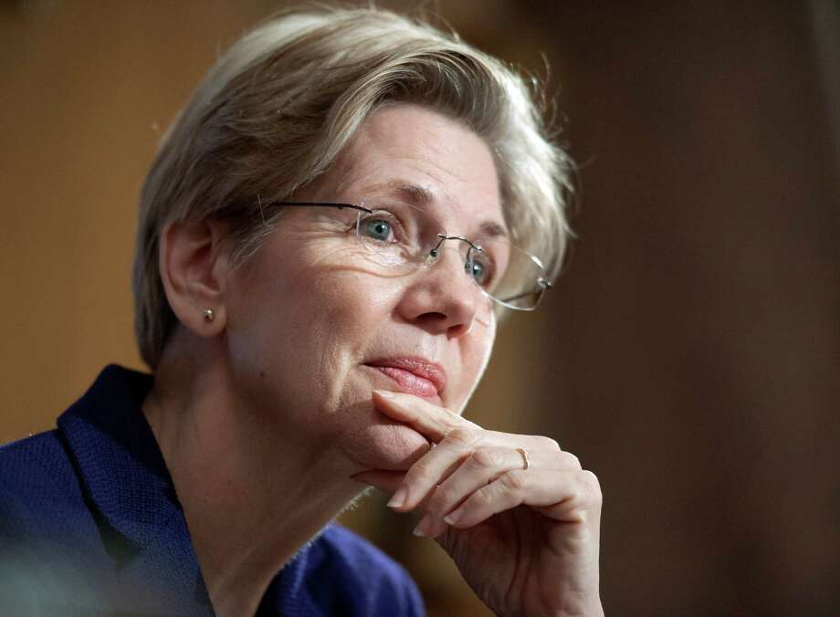 Sen. Elizabeth Warren, D-Mass., kept a low profile for the first few months in office, but is turning into a champion for consumers against Wall Street abuses. Photo: Cliff Owen, FRE / FR170079 AP