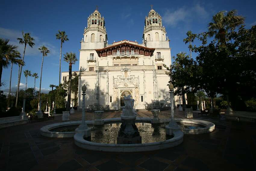 Hearst Castle hosted a party for the documentary
