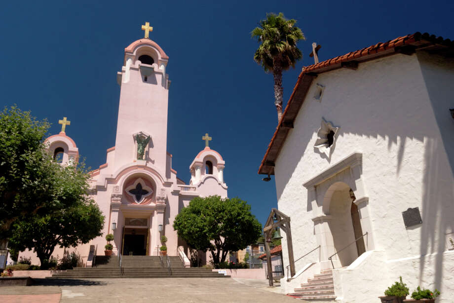 Mission San Rafael Arcangel, 1817 Photo: Richard Wong