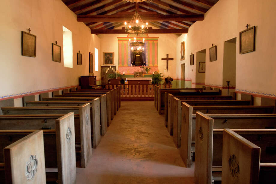 Mission Nuestra Senora de la Soledad, 1791 Photo: Richard Wong