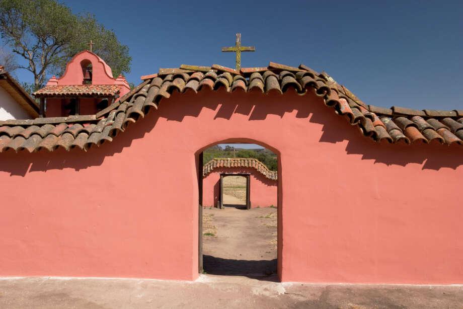 Mission La Purisima, Lompoc, 1787 Photo: Richard Wong