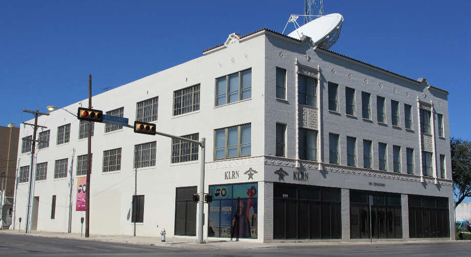 The former San Antonio Buick Building, 501 Broadway, was constructed in 1924 and designed by the local prominent architecture firm Adams & Adams. It currently home to TV station KLRN.