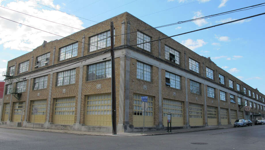 The former Goad Motor Company Building, 317 Lexington Ave., was constructed in 1927 for Thomas Jefferson Goad as a Cadillac-LaSalle dealership,the first Cadillac dealership in San Antonio. It's been converted into lofts, appropriately named after its origins.