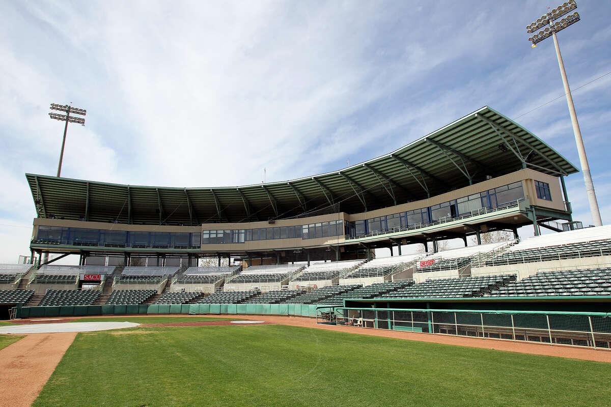 Wolff Stadium on March 6, 2013.