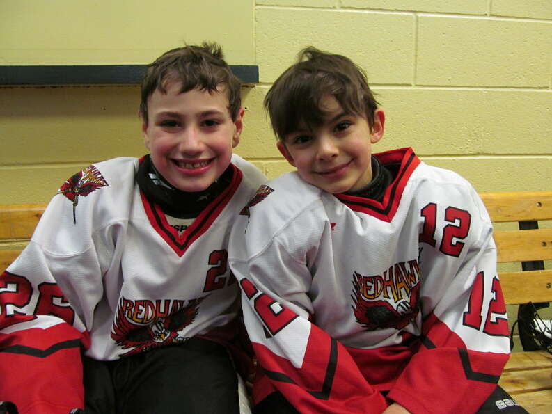 Were you Seen at the Clifton Park Youth Hockey Association's Mite Madness Jamboree, sponsored by t