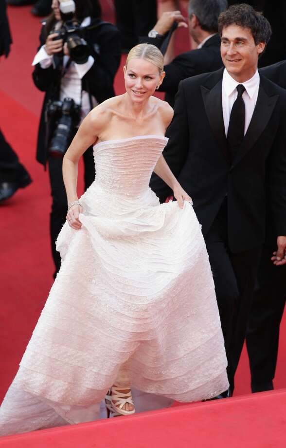 It was Naomi Watts, at the ''Fair Game'' premiere at the Cannes Film Festival.