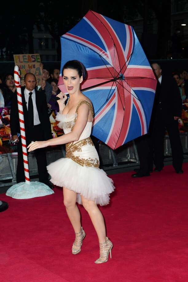 Or channel Mary Poppins. (Katy Perry, 2012).