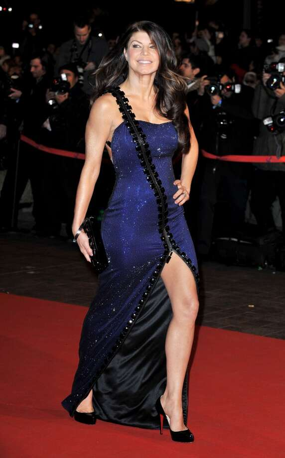 Who might have been probably inspired by Fergie's weird strut at the NRJ Music Awards in France.
