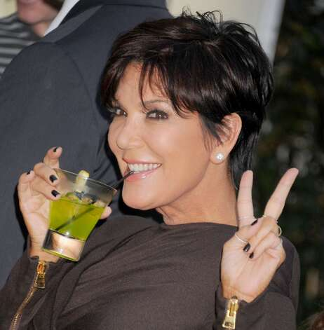 Just NO. (Kris Jenner, 2012).