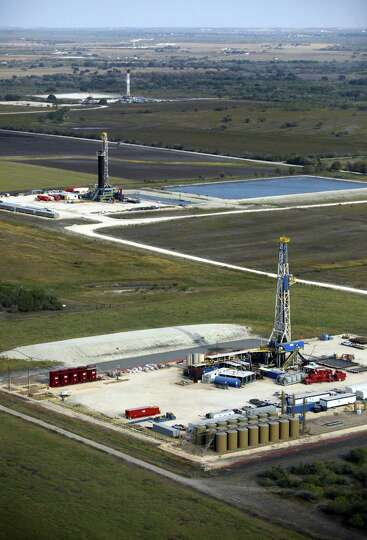 Drilling  in the Eagle Ford Shale oil play has helped boost U.S. oil production to levels not seen i