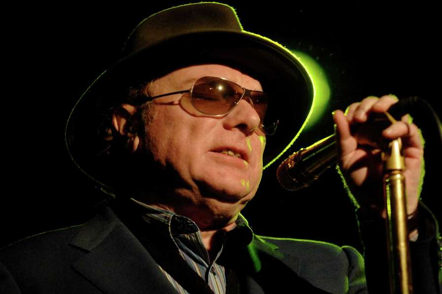 2008: Van Morrison performs.