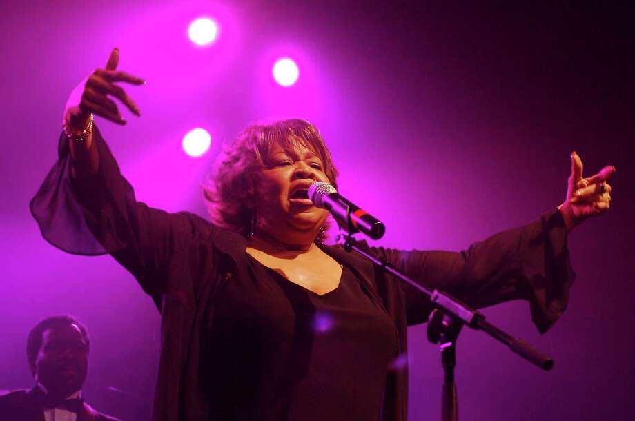 2005: Mavis Staples performs. Photo: Photo ©Tabatha Fireman, Photo: Tabatha Fireman / © Tabatha Fireman