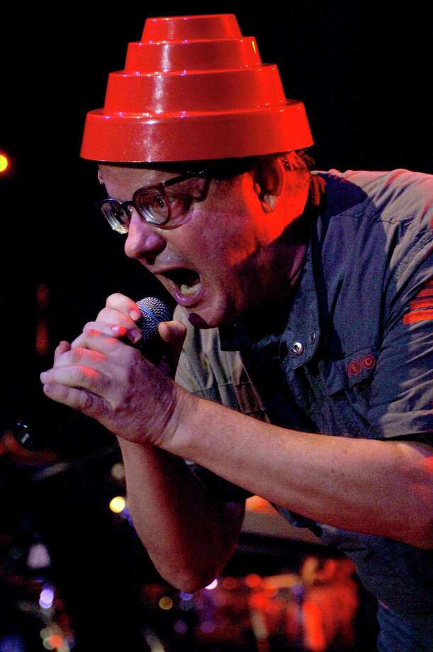 2009: Mark Mothersbaugh of Devo performs. Photo: Tim Mosenfelder, Getty Images / 2009 Tim Mosenfelder