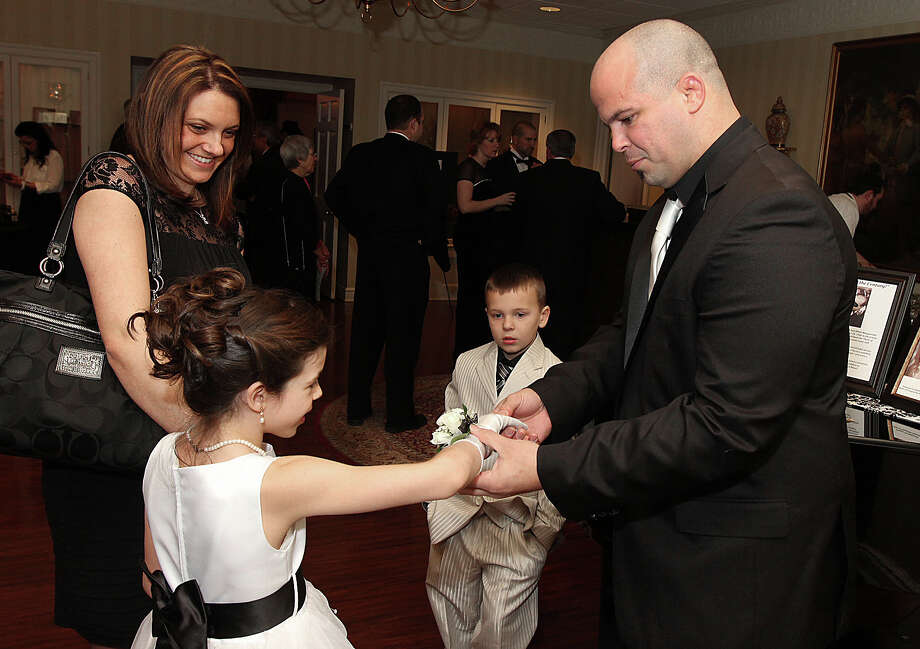 Were you Seen at the Confections in Chocolate 25th Anniversary Gala, a benefit for the Epilepsy Foundation of Northeastern New York, at Wolferts Roost Country Club in Albany on Saturday, March 9, 2013? Photo: Joe Putrock/Special To The Times Union