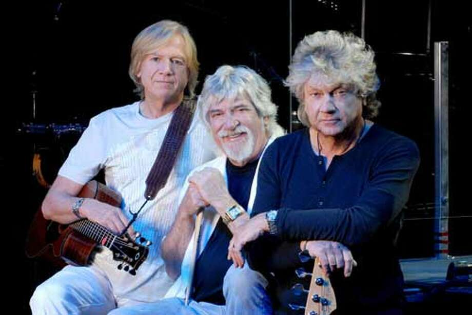 The Moody Blues. Courtesy photo / Connecticut Post Contributed