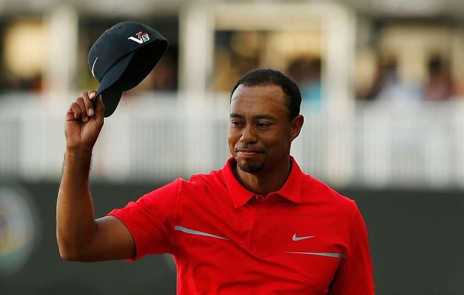 Tiger Woods' Doral win puts him close to regaining the No. 1 ranking and makes him a Masters favorite. Photo: Scott Halleran, Getty Images