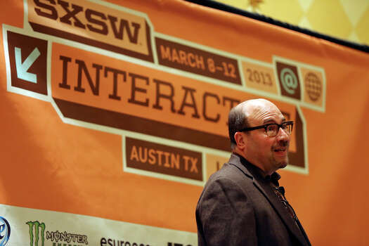 Craigslist founder Craig Newmark, speaks at the Hilton Austin Downtown during South by Southwest Sunday March 10, 2013 in Austin, TX. Photo: Edward A. Ornelas, San Antonio Express-News / © 2013 San Antonio Express-News