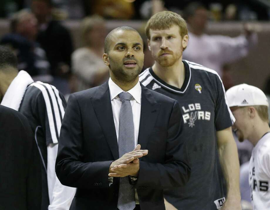 The Spurs hope Tony Parker won't have to miss a full four weeks.