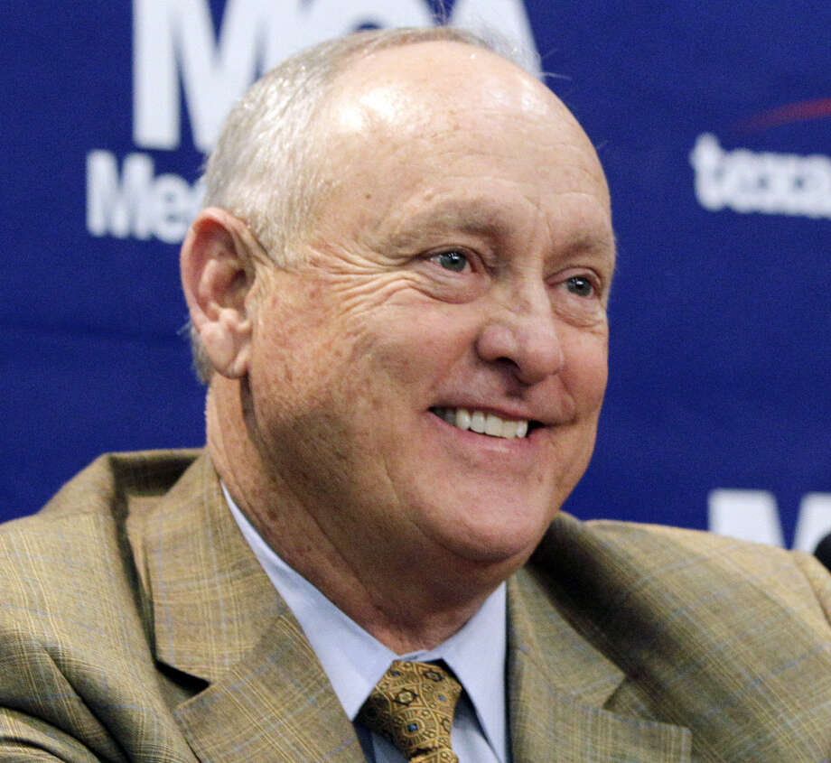 Hall of Fame pitcher Nolan Ryan had served as the Texas Rangers' president and CEO since 2011.