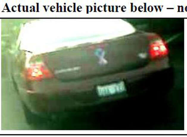 This picture from a King County Sheriff's Office bulletin shows the car deputies said was taken by Michael L. Boysen, who is suspected of killing his grandparents. Boysen did Internet searches for gun shows in the Pacific Northwest and Nevada just before or just after killing his grandparents, Sgt. Cindi West said. Photo: KCSO