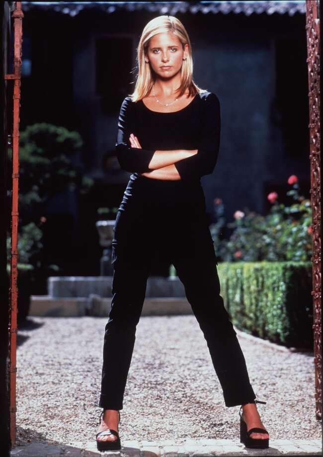Created by Joss Whedon and starring Sarah Michelle Gellar, the TV series 'Buffy The Vampire Slayer' premiered on the WB on March 10, 1997. It became a cult hit and is arguably one of the greatest shows of all time, thanks to amazing writing and episodes like the mostly silent 'Hush' and the musical 'Once More with Feeling.' Let's look back at the show and some of its awesome characters, and see what the actors are doing now. Photo: Getty Images / Getty Images North America
