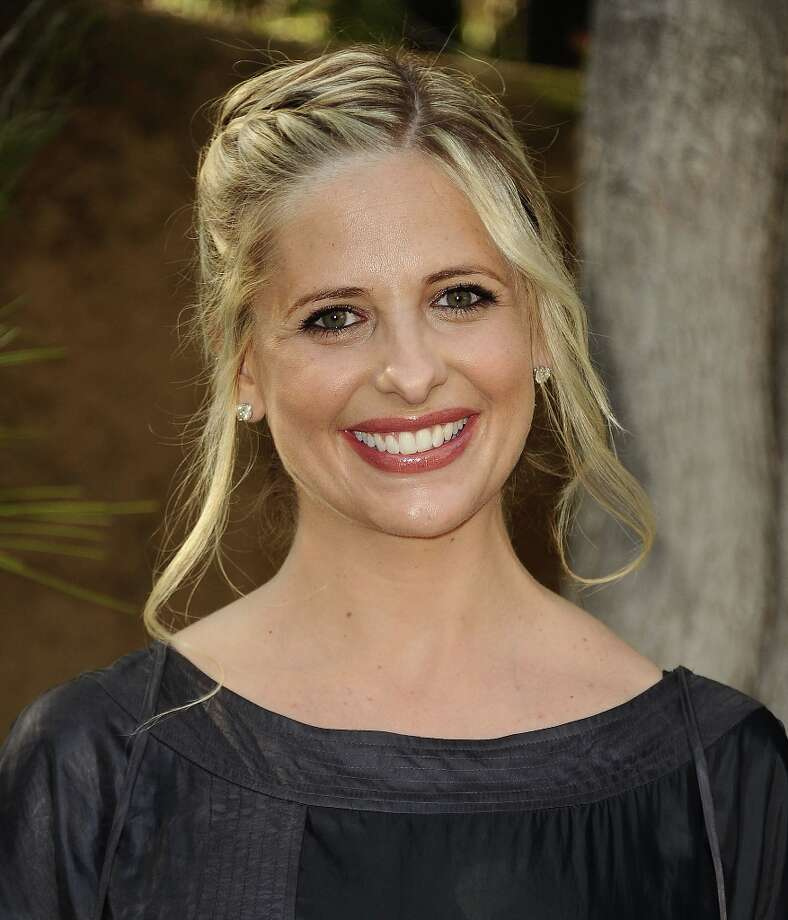 Actress Sarah Michelle Gellar in 2012. Since hanging up her stakes, Gellar has had two kids with husband Freddie Prinze Jr., starred in the CW show 'Ringer' and will be starring in a CBS pilot with Robin Williams this year. Photo: Jason LaVeris, FilmMagic / 2012 Jason LaVeris