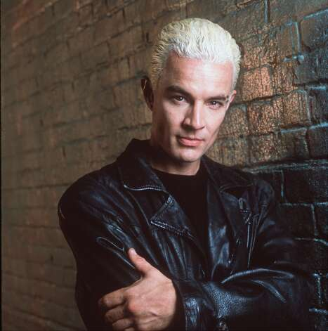 Spike, played by James Marsters. The vampire who killed two Slayers finds himself in love with Buffy.  His great quote at the end of the series: 'Now, you listen to me. I've been alive a bit longer than you. And dead a lot longer than that. I've seen things you couldn't imagine - done things I'd prefer you didn't. I don't exactly have a reputation for being a thinker. I follow my blood. Which doesn't exactly rush in the direction of my brain. I've made a lot of mistakes. A lot of wrong bloody calls. A hundred plus years and there's only one thing I've ever been sure of. You.' Photo: Getty Images / Getty Images North America