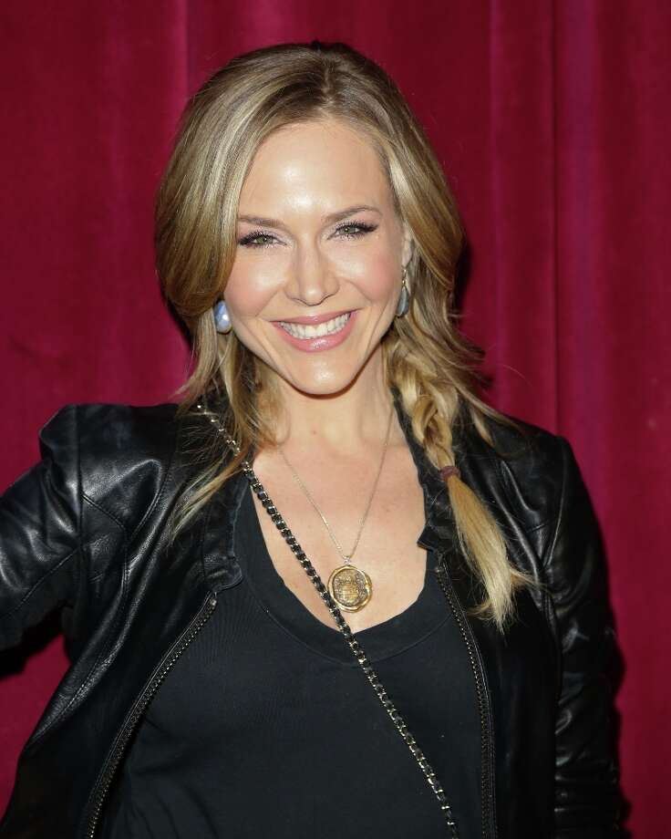 Actress Julie Benz in 2013. She played Rita Bennett on Showtime's 'Dexter' and starred in ABC's 'No Ordinary Family.' Photo: Paul Archuleta, FilmMagic / 2013 Paul Archuleta