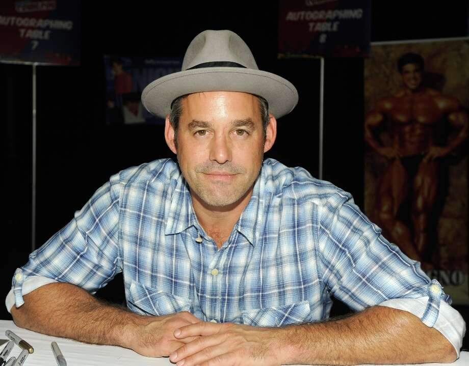 Nicholas Brendon in 2012. He was last seen on ABC's Private Practice as a mentally disturbed patient. Photo: Bobby Bank, WireImage / 2012 Bobby Bank