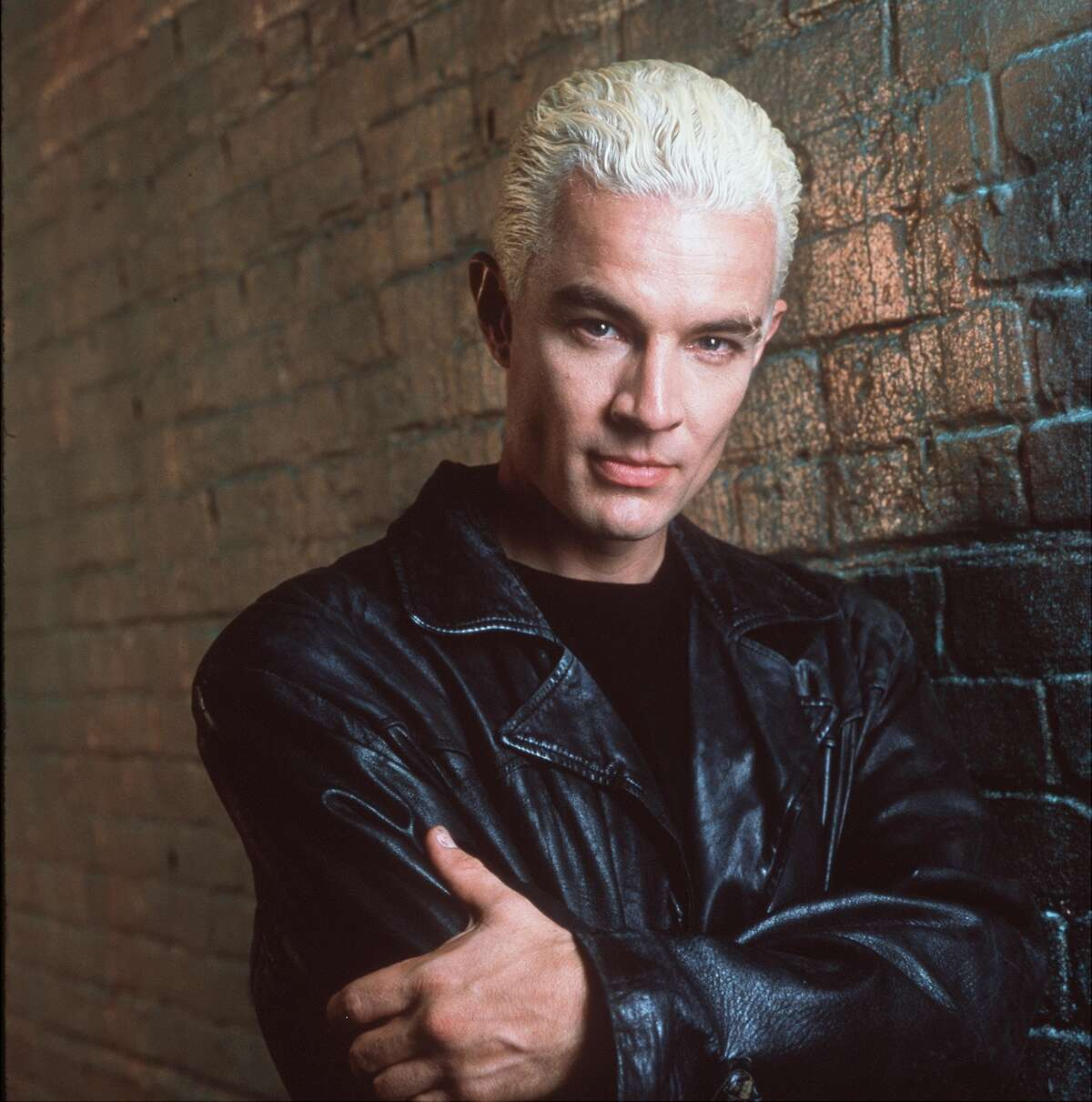 Spike, played by James Marsters. The vampire who killed two Slayers finds himself in love with Buffy. His great quote at the end of the series: 'Now, you listen to me. I've been alive a bit longer than you. And dead a lot longer than that. I've seen things you couldn't imagine - done things I'd prefer you didn't. I don't exactly have a reputation for being a thinker. I follow my blood. Which doesn't exactly rush in the direction of my brain. I've made a lot of mistakes. A lot of wrong bloody calls. A hundred plus years and there's only one thing I've ever been sure of. You.'