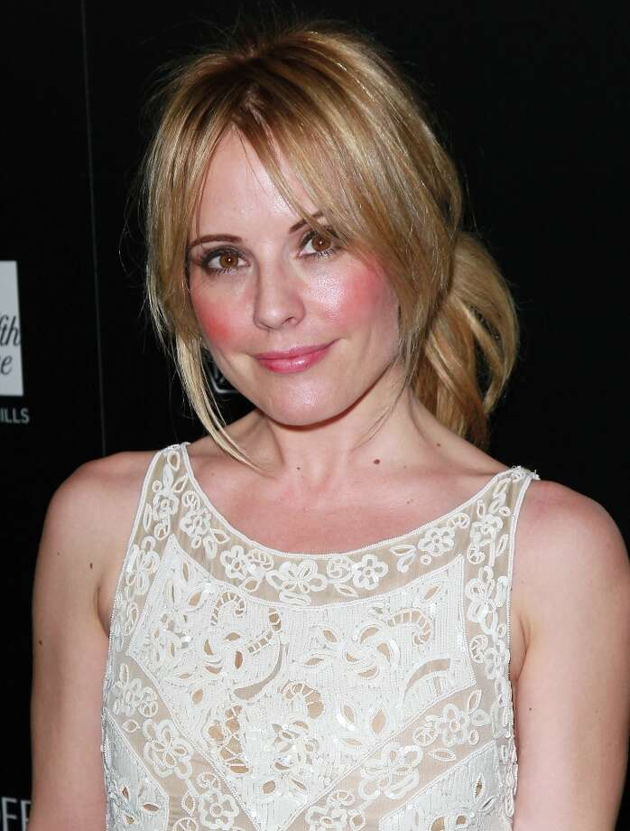 Emma Caulfield, seen here in 2012, has had guest roles on shows like ABC's Once Upon a Time and has a popular YouTube channel, Essnemma. Photo: David Livingston, Getty Images / 2012 Getty Images
