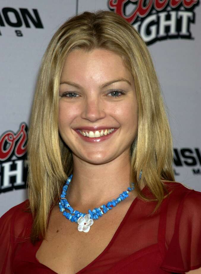 Clare Kramer played hell god Glory, who was after the Key (Dawn). She was one of the Big Bads Buffy had to defeat. Photo: Albert L. Ortega, WireImage / 2002 WireImage.com